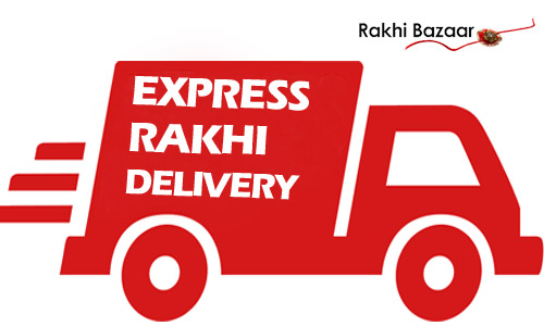 Same day rakhi delivery