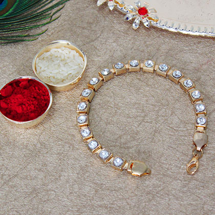 Bracelet rakhi