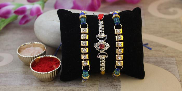 Send rakhi online worldwide