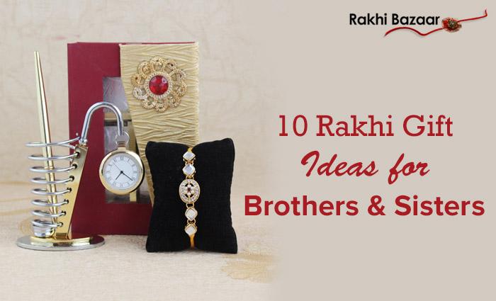 Rakhi Gift Ideas