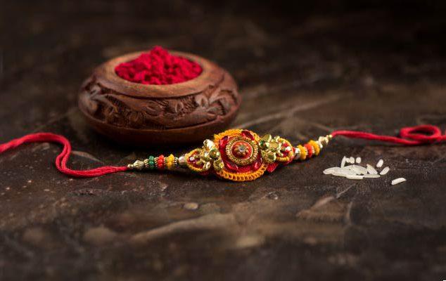 Auspicious Rakhi to Celebrate Bond of Love