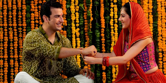 Raksha Bandhan Ceremony