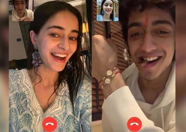 Celebrations over Video Call