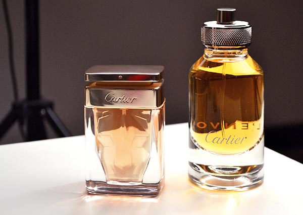 Couple perfumes