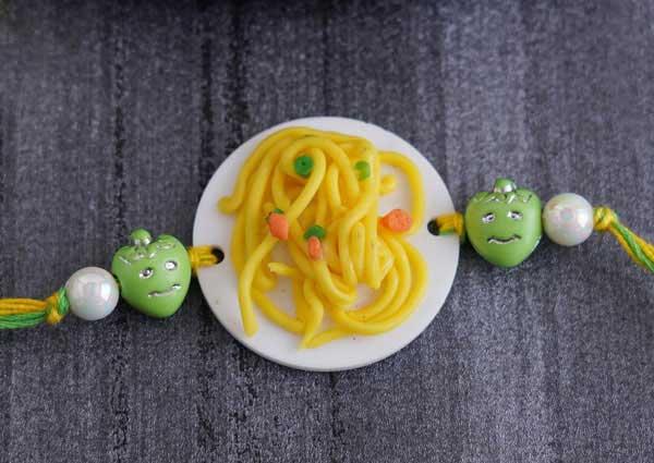 Noodles Rakhi