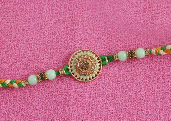 silk thread rakhi